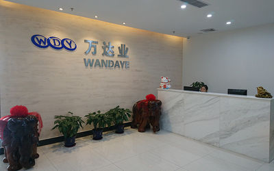 中国 Foshan Wandaye Machinery Equipment Co.,Ltd 会社概要