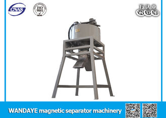 Multi Magnetic Pole Dry Magnetic Ore Separator For Drought / Water Shortage Area